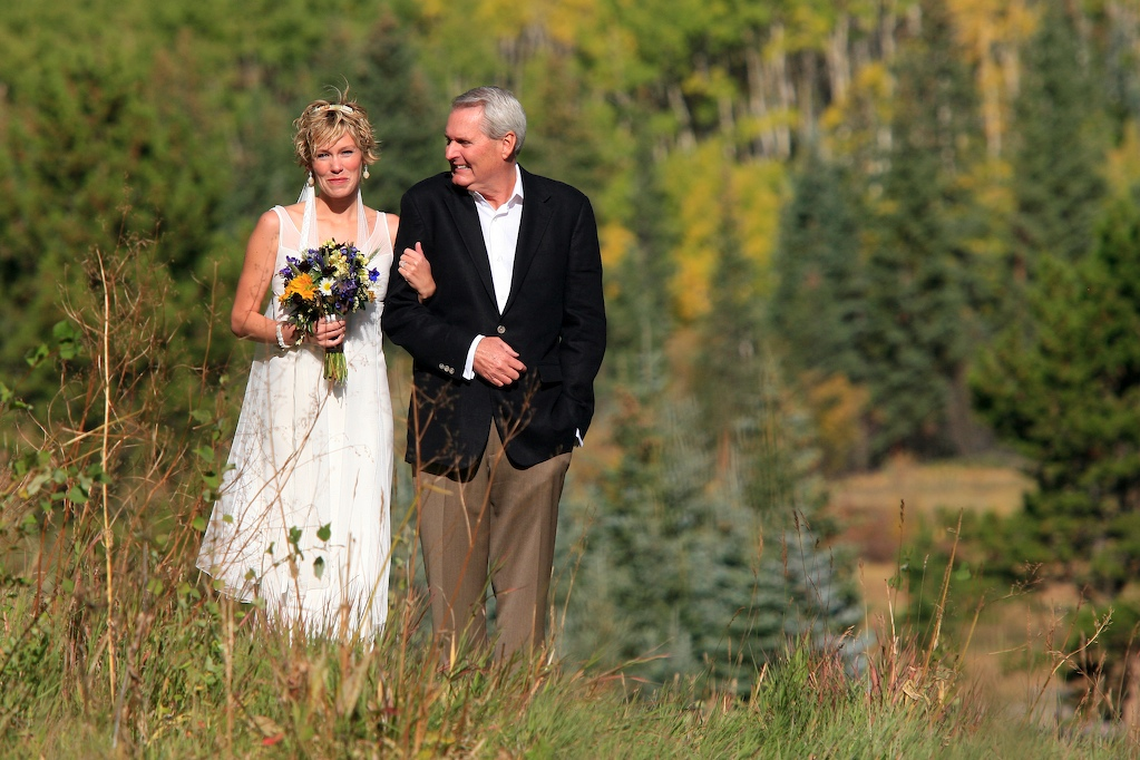 Fall Aspen Wedding