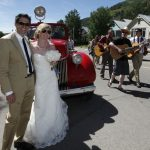 Telluride Wedding Photo